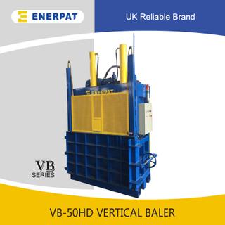 双缸立式打包机(500kgs)-英国DHL指定
