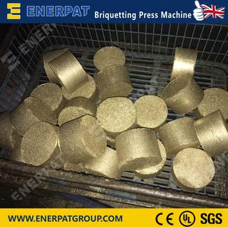 铜屑压块机