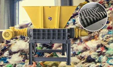 MSB系列垃圾破碎机