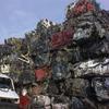 报废汽车打包机